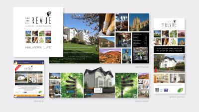 Advertising, brochures, lightbox graphics & window stickers