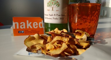 Herefoodshire Apple Juice and Apple Crisps