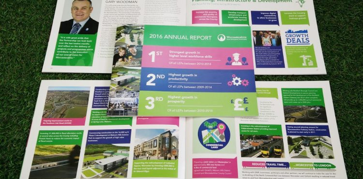 WLEP Conference with Annual Report