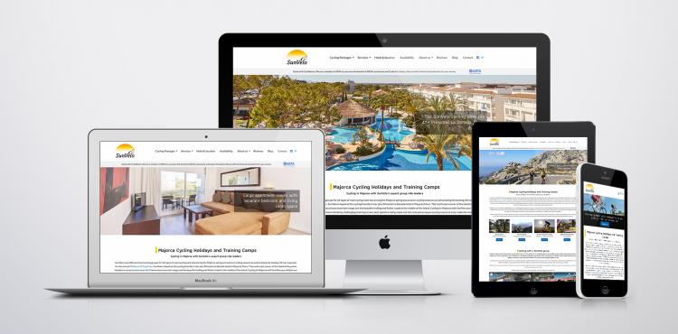 Online developments for SunVelo