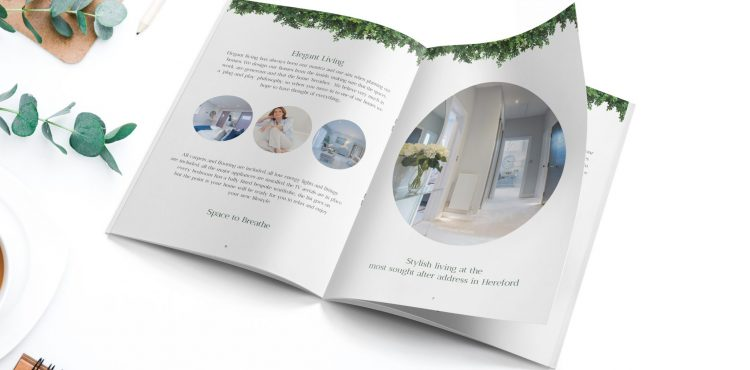 Full branding, brochure design and supporting materials